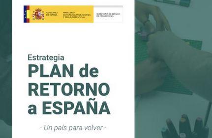 Plan de Retorno a ESPAÑA - Información detallada