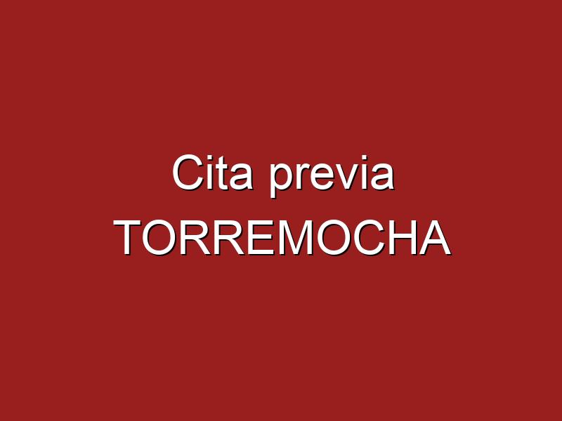 Cita previa TORREMOCHA